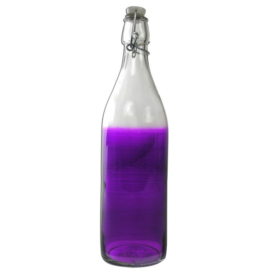 Bouteille 1 L Colorama Violet