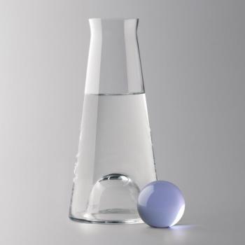 Fia - Carafe Vase - transparent