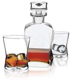 Ensemble Carafe et 4 verres