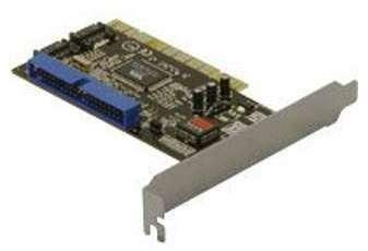 Carte contrôleur PCI S-ATA