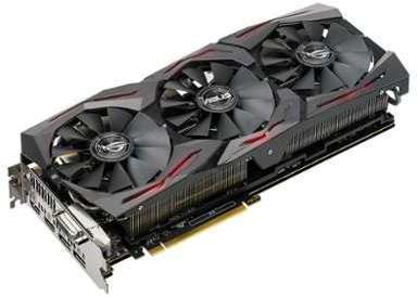 Carte graphique Asus STRIX-GTX1080TI-11G-GAMING