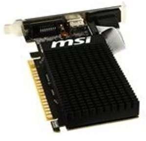 MSI GT 710 1GD3H LP - Carte