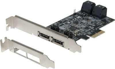 Carte PCIe SATA III 6 Gbps
