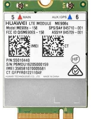 WWAN 4G HP lt4132 LTE HSPA