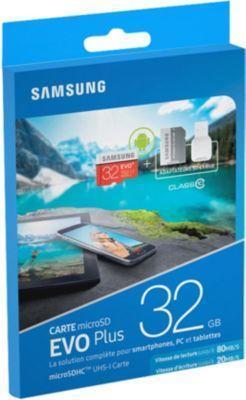 Carte Micro SD Samsung 32