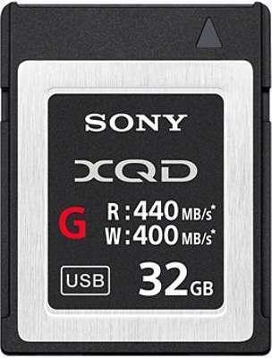 SONY Carte XQD Série G 32GB