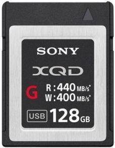 SONY Carte XQD Série G 128GB