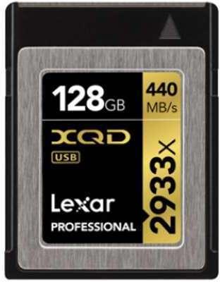 LEXAR Carte XQD Professional