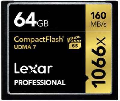 LEXAR Carte Compact Flash