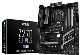 MS Carte mère Z270 SL PLUS