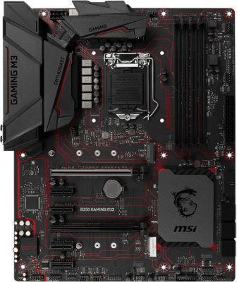 Carte mère MSI B250 GAMING