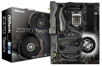 ASROCK Z370-Taichi