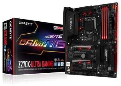 GGABYTE Carte mère Z270X-Ultra