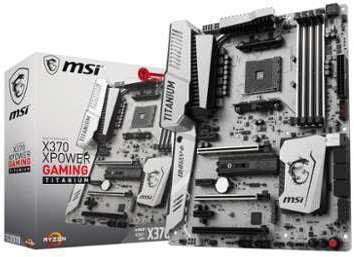 Carte mère MSI X370 XPOWER
