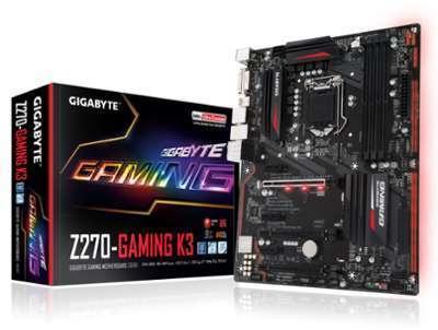 GGABYTE Carte mère Z270-Gaming
