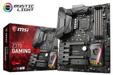 Carte mère MSI Z370 GAMING