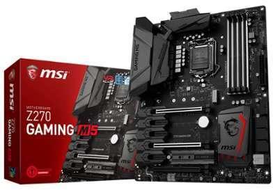 Carte mère MSI Z270 Gaming