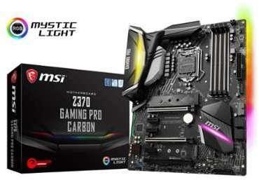 Carte mère MSI Z370 GAMING