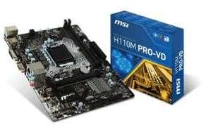 MS Carte mère H110M PRO-VD