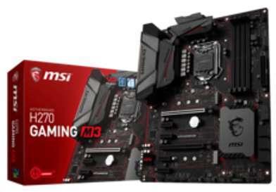 Carte mère MSI H270 Gaming