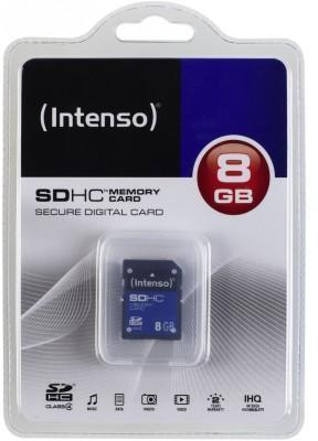 3401460 - INTENSO Carte SDHC