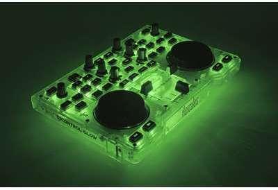 DJ Control Glow Green