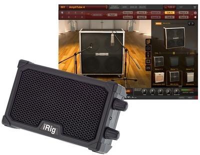 IRig Nano Amp Amplitube 4