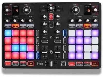Table de mixage Hercules P32