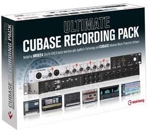 Ultimate Cubase Recording