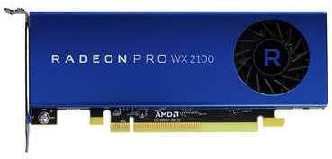Radeon Pro WX 2100 - Carte