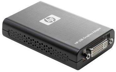 HP - Adaptateur vidéo externe