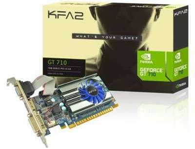 KFA2 GeForce GT 710 1 Go