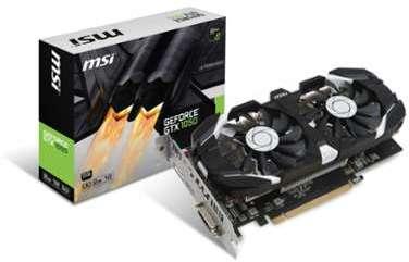 MS GeForce GTX 1050 2GT OCV1
