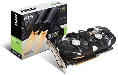 MS GeForce GTX 1060 3GT OC