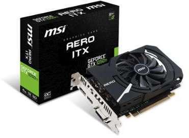 MS GeForce-GTX-1050-T-AERO-TX-4G-OCV1