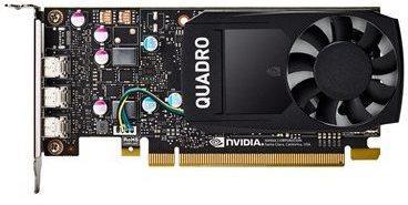 NVIDIA Quadro P400 - Carte