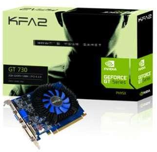 KFA2 GeForce GT 730 - 2Go