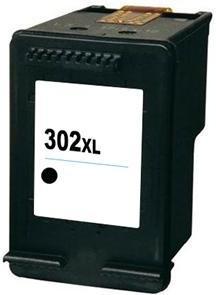 HP 302XL Cartouche Noire Re-manufacturé
