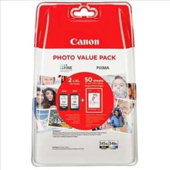 Canon PG-545XL CL-546XL Cartouche