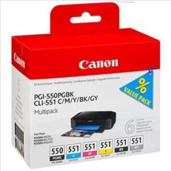 Canon Pixma MG7550 Cartouche