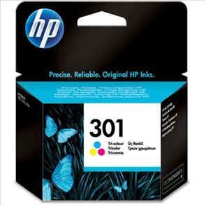 HP 301 Cartouche Couleur Original