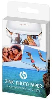 Papier photo adhésif HP ZINK
