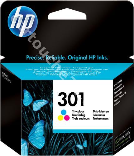 HP 301 Cartouche d encre couleur