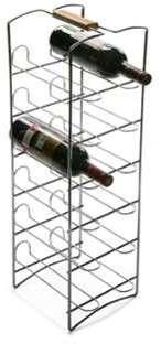Porte-bouteilles métal 12