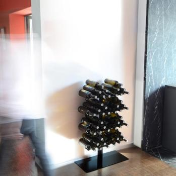 Wine Tree - Casier à vin pose