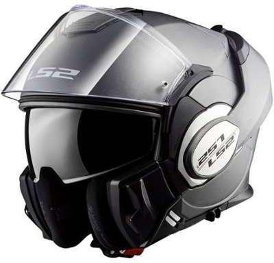 Casque moto ls2 convertible