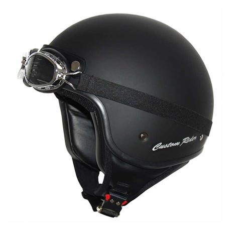 Casque Custom MT Rider Noir