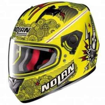 Casque moto intégral NOLAN