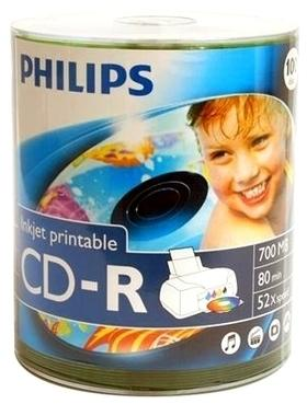 Philips CD-R 80 700Mo 52x