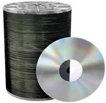 CD-R 80 700 Mo 52x Xeveria
